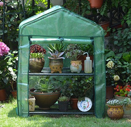 small greenhouse on budget