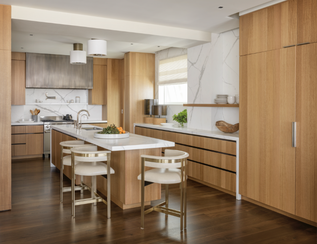 ideas and tips for a small kitchen